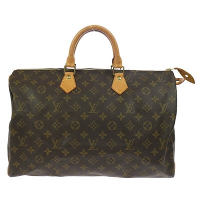LOUIS VUITTON Speedy 40 Hand Bag Monogram M41522