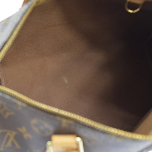 LOUIS VUITTON SPEEDY 30 HAND BAG MONOGRAM M41526