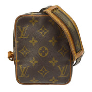 LOUIS VUITTON MINI DANUBE CROSS BODY SHOULDER BAG MONOGRAM M45268