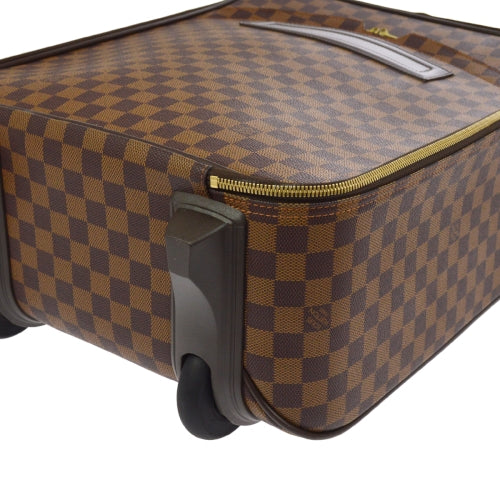 LOUIS VUITTON PEGASE 45 CARRY-ON LUGGAGE TRAVEL BAG DAMIER N23293