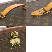 LOUIS VUITTON BOITE BOUTEILLES HAND BAG COSMETIC BOX MONOGRAM M21822