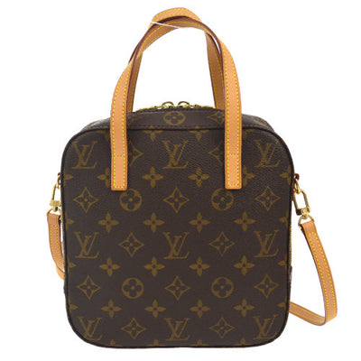 LOUIS VUITTON SPONTINI 2WAY HAND BAG MONOGRAM M47500