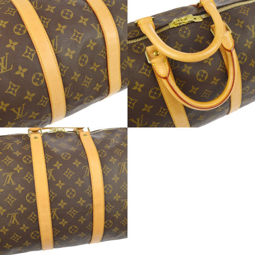 LOUIS VUITTON KEEPALL 45 TRAVEL HAND BAG MONOGRAM M41428