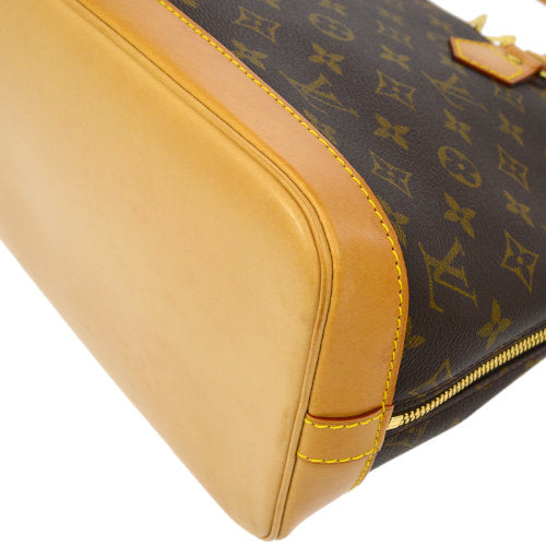 LOUIS VUITTON ALMA HAND BAG MONOGRAM M51130