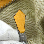 HERMES MASAI PM Shoulder Bag Yellow Traurillon Clemence