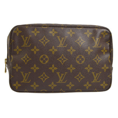 LOUIS VUITTON TROUSSE TOILETTE 23 COSMETIC BAG POUCH MONOGRAM M47524