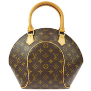 LOUIS VUITTON ELLIPSE PM HAND BAG PURSE MONOGRAM M51127