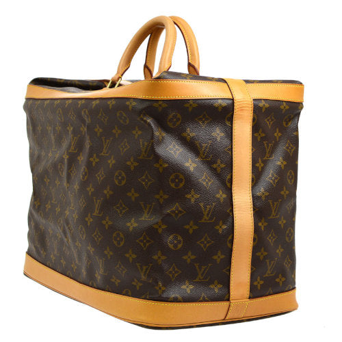 LOUIS VUITTON CRUISER BAG 45 TRAVEL HAND BAG MONOGRAM M41138