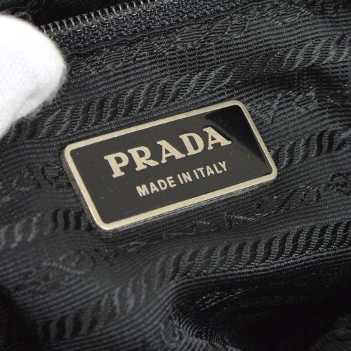 PRADA Cross Body Shoulder Bag Black