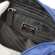 PRADA Sports Cross Body Shoulder Bag Navy