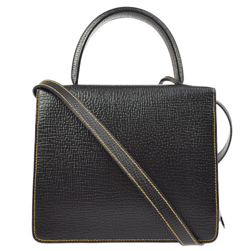 LOEWE BARCELONA 2way Hand Bag Black