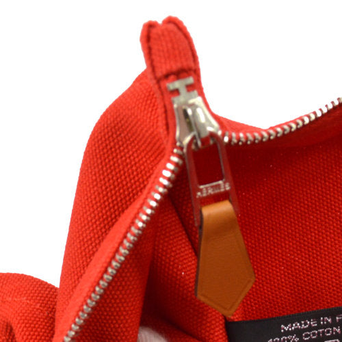 HERMES Yachting Pouch Red