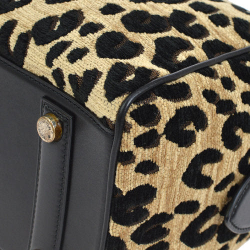 LOUIS VUITTON LEOPARD SPEEDY HAND BAG M97396 STEVEN SPROUSE 2012