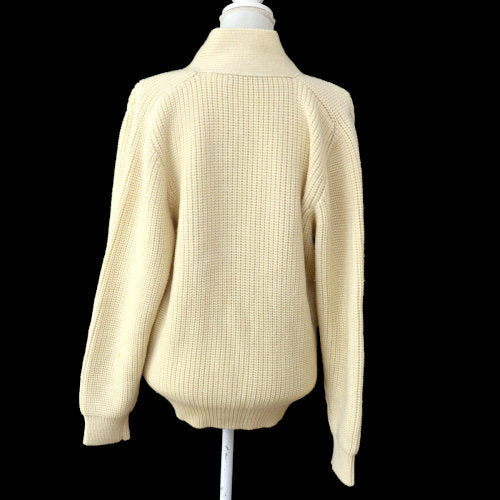 Christian Dior Long Sleeve Tops White #M