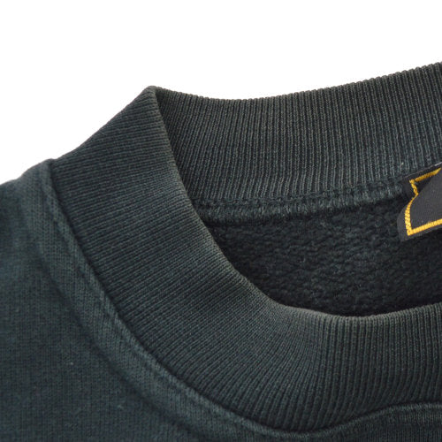 FENDI Long Sleeve Sweatshirt Tops Black