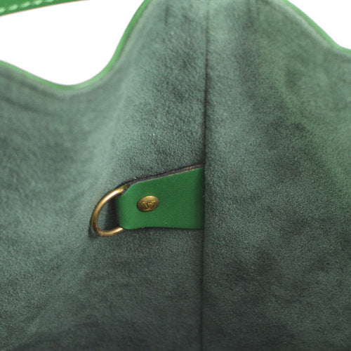 LOUIS VUITTON RANDONNEE PM SHOULDER BAG GREEN EPI M52354