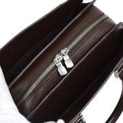 LOUIS VUITTON PONT NEUF HAND BAG MOCHA EPI M5205D