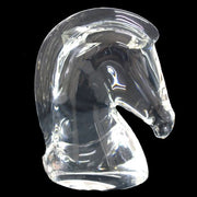 HERMES Samarcande Paper Weight Hose Object Clear