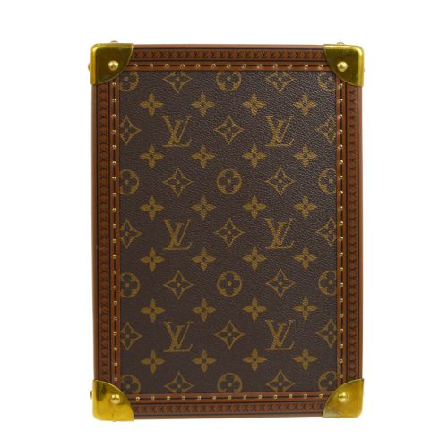 LOUIS VUITTON BOITE FLACONS HAND BAG COSMETIC BOX MONOGRAM M21828