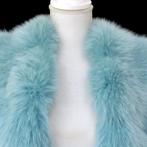 GUCCI by Tom Ford Fox Fur Vest