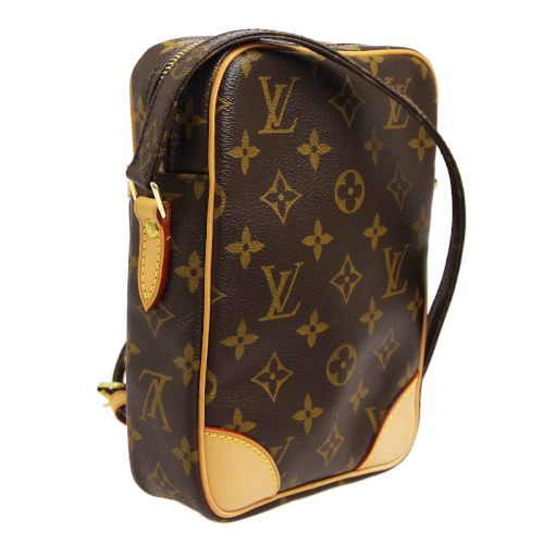 LOUIS VUITTON DANUBE CROSS BODY SHOULDER BAG MONOGRAM M45266