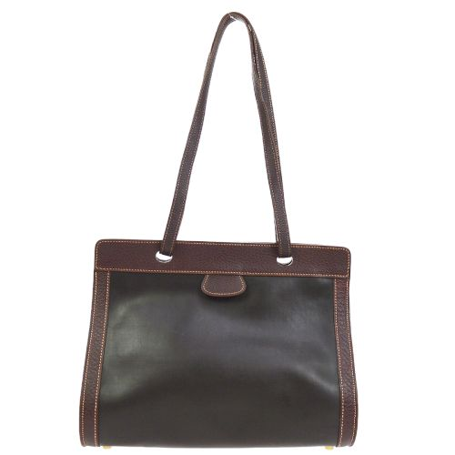 HERMES MUSEAU Shoulder Tote Bag Amazonia Negonda