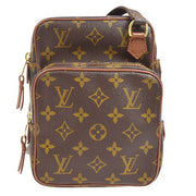 LOUIS VUITTON SAC 2 POCHES SHOULDER BAG MONOGRAM COMME DES GARCONS