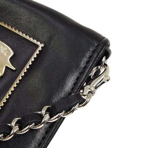 CHANEL Mademoiselle 31 me Combon Chain Shoulder Bag