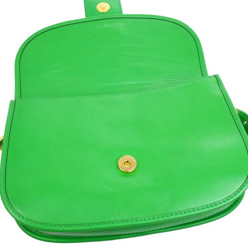 CELINE Shoulder Bag Green