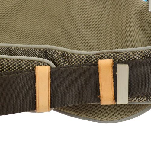 LOUIS VUITTON CEINTURE JOGGING WAIST BUM BAG AR0054 DAMIER JEAN M93211