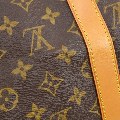 LOUIS VUITTON KEEPALL 50 BANDOULIERE 2WAY TRAVEL HAND BAG MONOGRAM M41416