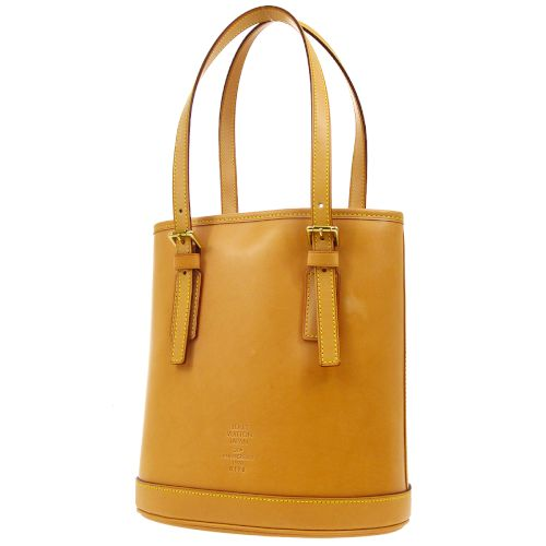 LOUIS VUITTON BUCKET PM SHOULDER TOTE BAG NOMADE M85001