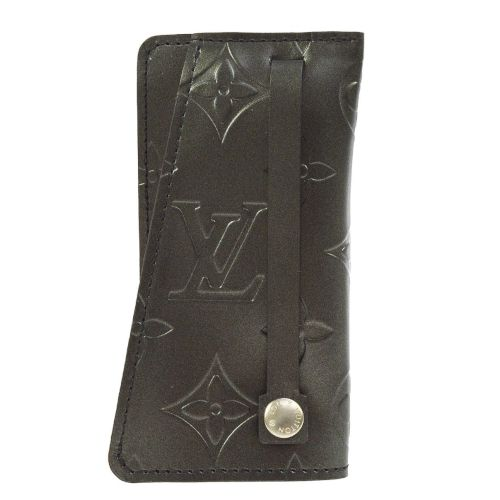 LOUIS VUITTON CLOCHETTE PM KEY CASE MONOGRAM MAT M65133