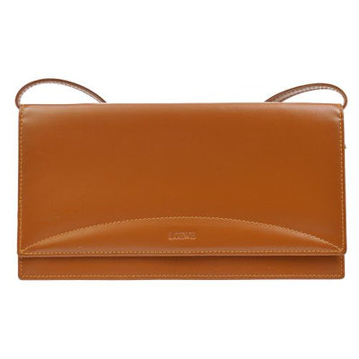 LOEWE Shoulder Bag Wallet Brown