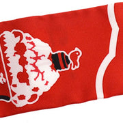 HERMES Twilly Scarf Stole Red