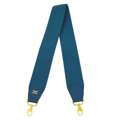 HERMES Shoulder Strap Light Blue