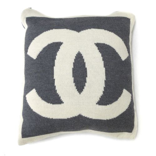 CHANEL Sports Line CC Logos Cushion Bi-Color