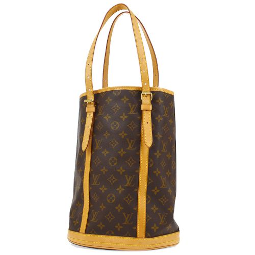 LOUIS VUITTON BUCKET GM SHOULDER TOTE BAG MONOGRAM M42236