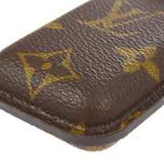 LOUIS VUITTON ETU TELEPHONE JAPON MOBILE CASE MONOGRAM M63050