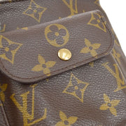 LOUIS VUITTON PARTITION CLUTCH BAG POUCH MONOGRAM M51901