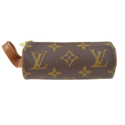 LOUIS VUITTON ETUI 3 BALL DE GOLF BALL CASE MONOGRAM M58249
