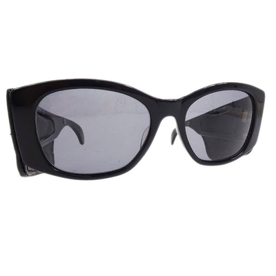 CHANEL Quilted CC Logos Sunglasses Eye Wear