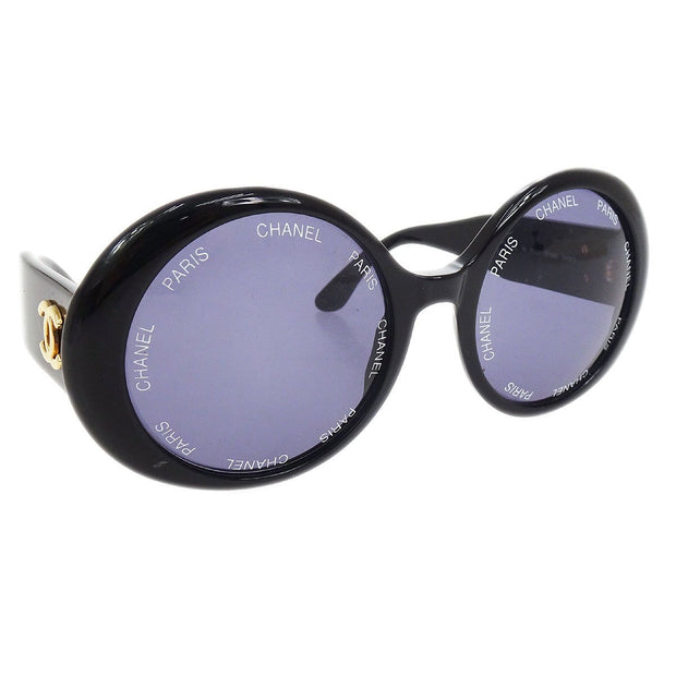 CHANEL CC Logos Round Sunglasses Eye Wear