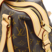 LOUIS VUITTON STRESA PM SHOULDER BAG MONOGRAM M51186