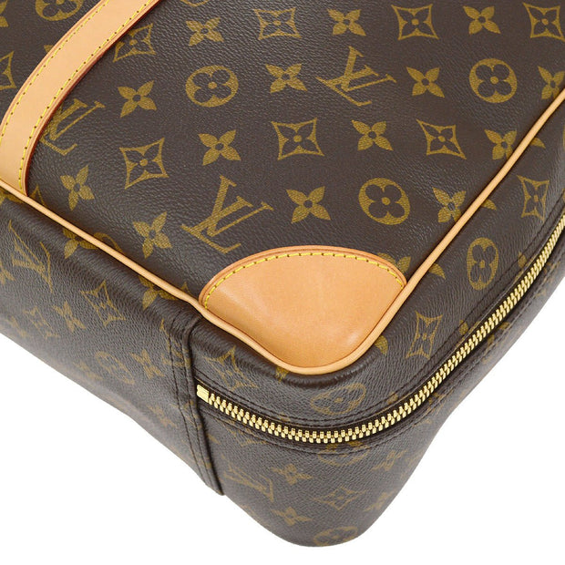 LOUIS VUITTON SIRIUS 45 2WAY TRAVEL HAND BAG MONOGRAM M41408