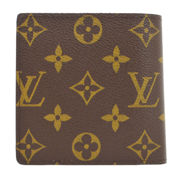 LOUIS VUITTON PORTEFEUILLE MARCO WALLET MONOGRAM M61675