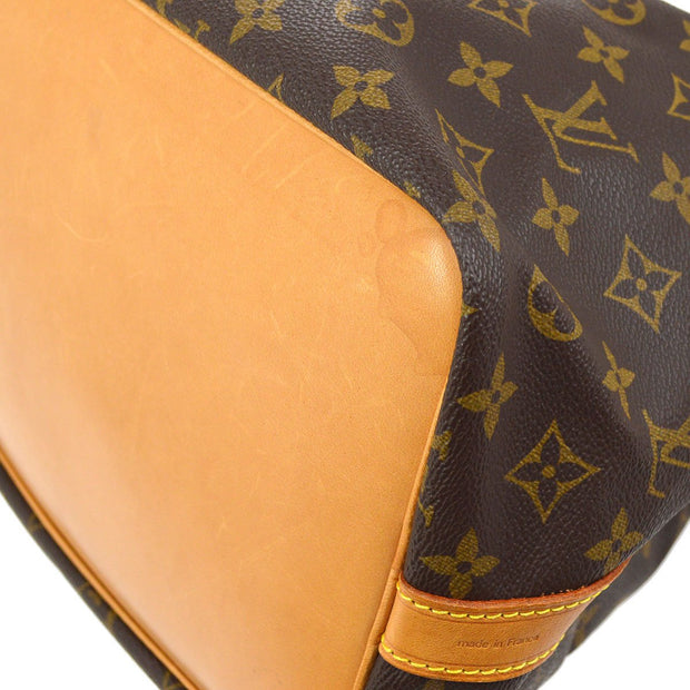 LOUIS VUITTON PETIT NOE SHOULDER BAG MONOGRAM M42226