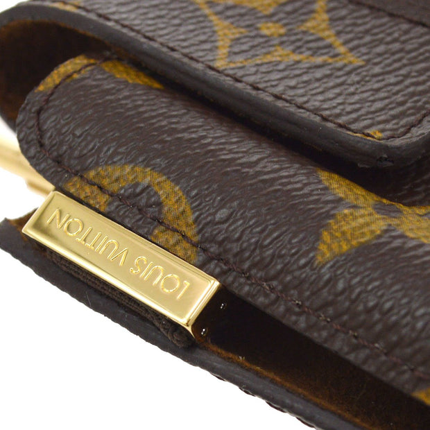 LOUIS VUITTON ETUI TELEPHONE INTERNATIONAL PM MONOGRAM M63064