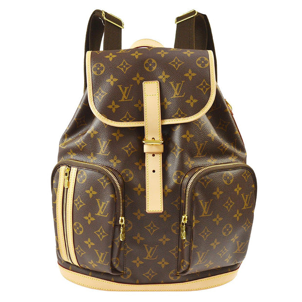 LOUIS VUITTON SAC A DOS BOSPHORE BACKPACK BAG MONOGRAM M40107