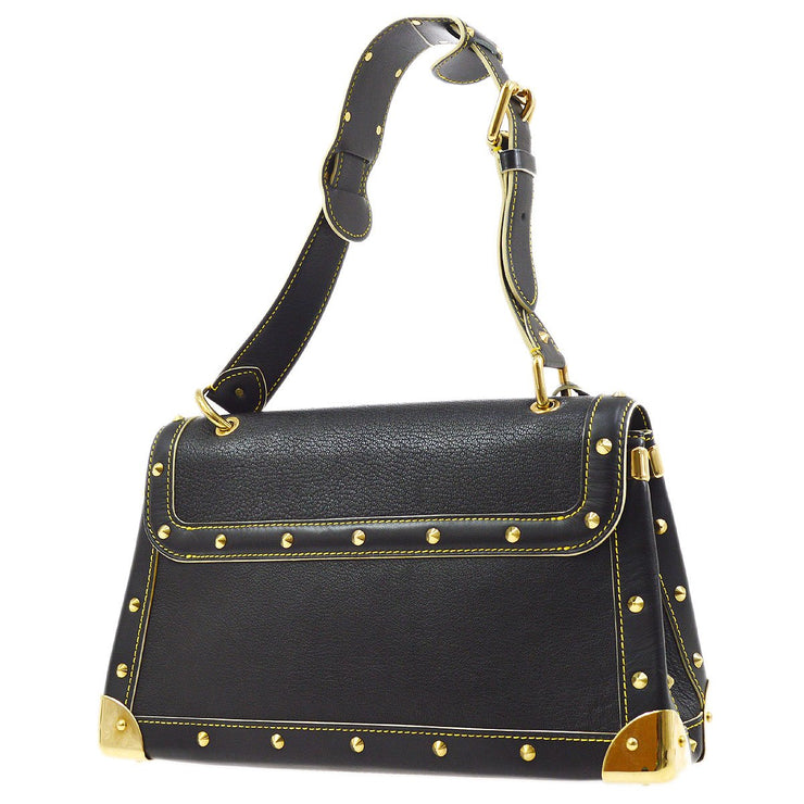 LOUIS VUITTON TALENTUEUX SHOULDER BAG BLACK SUHALI M91820